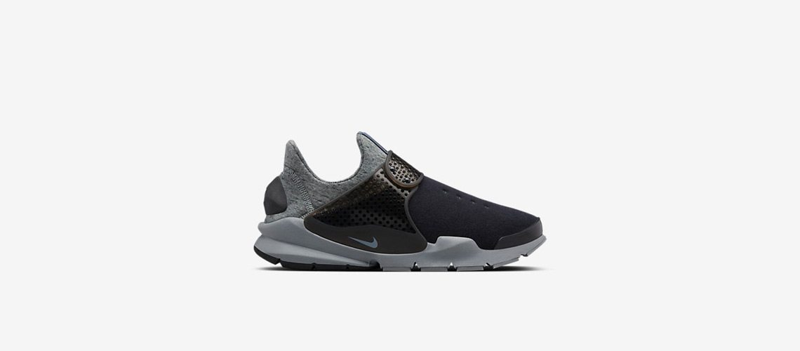 NikeLab Sock Dart Fleece Black