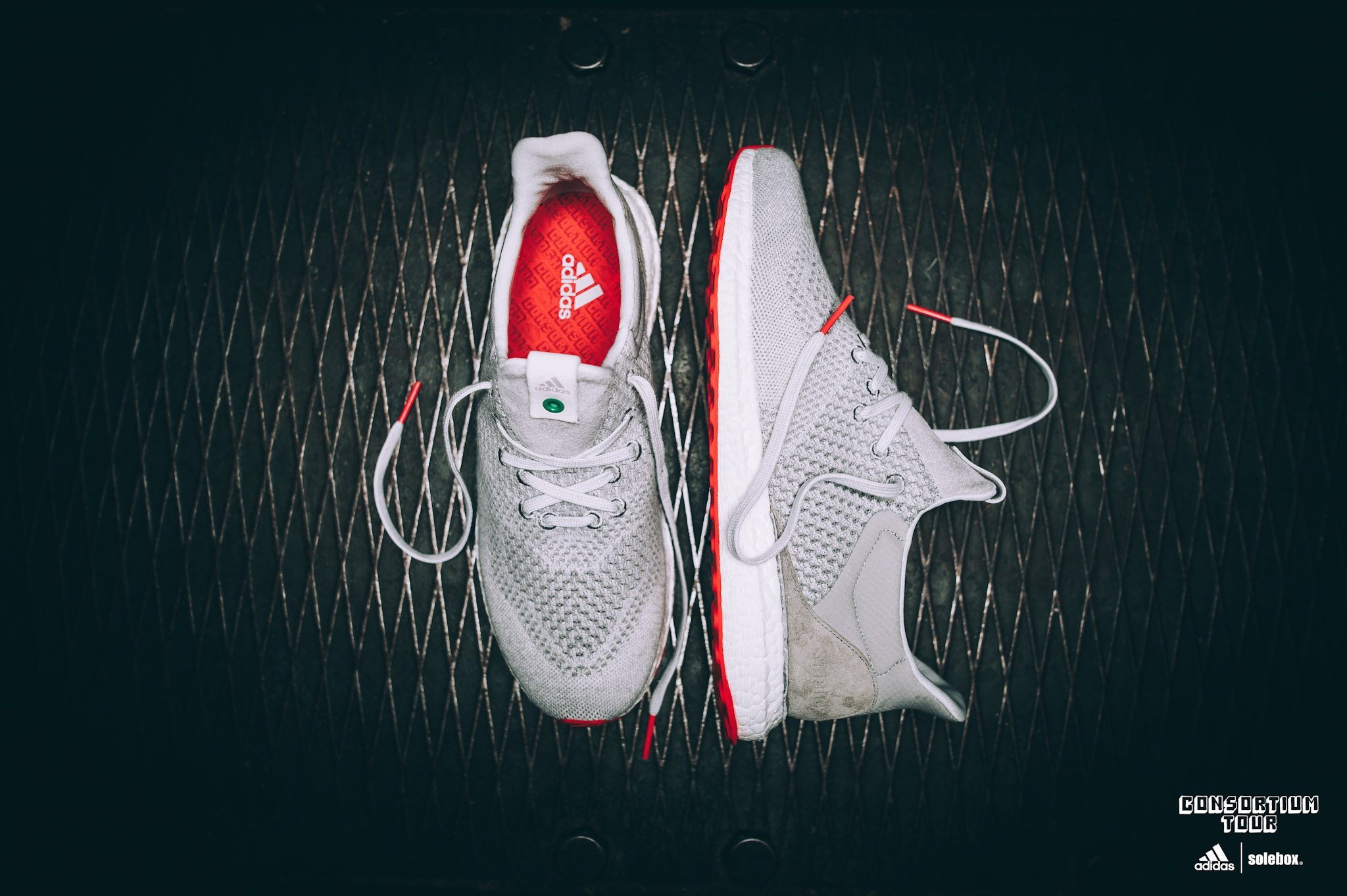 Solebox x adidas Ultra Boost 2