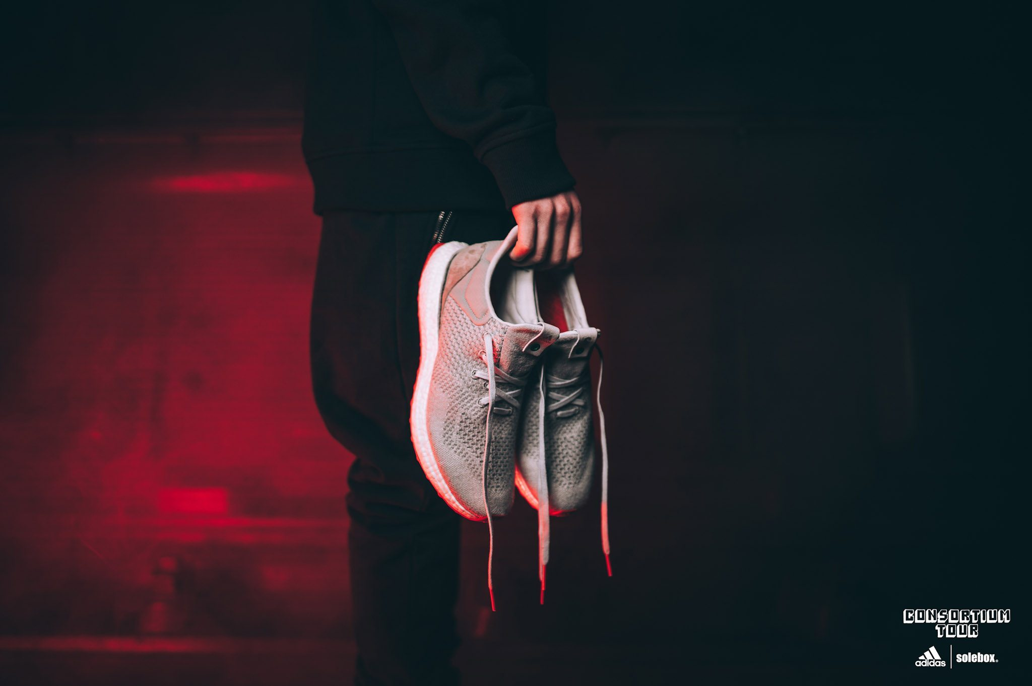 Solebox x adidas Ultra Boost 7