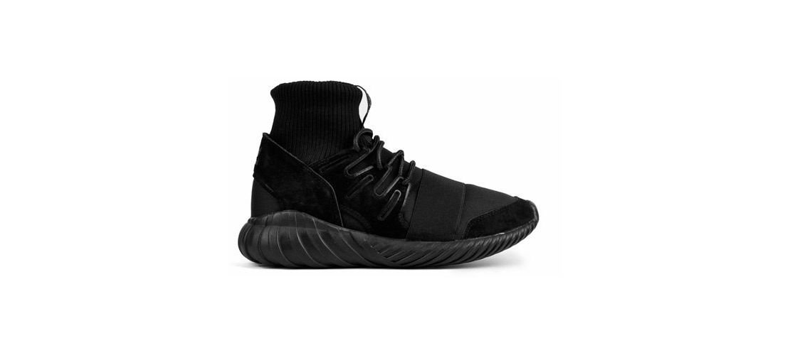 adidas Tubular Doom All Black 1110x500