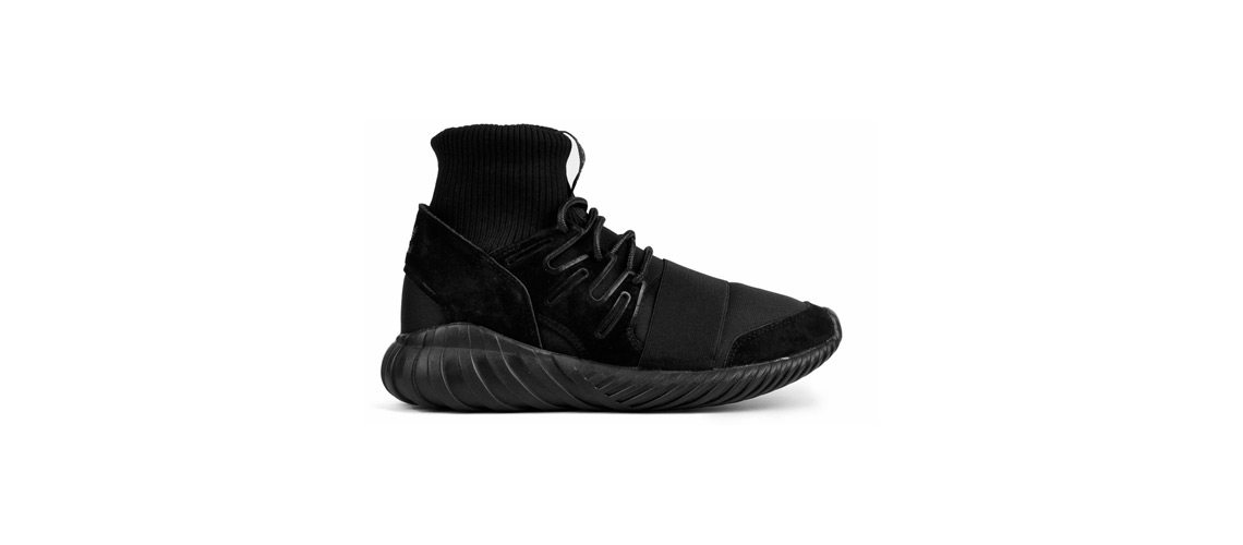 adidas Tubular Doom All Black