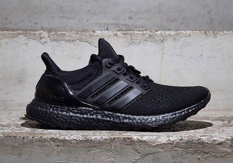ultra boost adidas schwarz