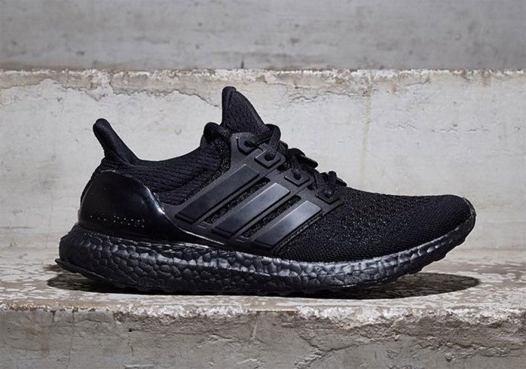 adidas ultra boost ganz schwarz