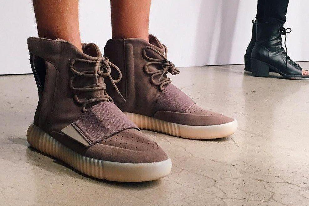 adidas yeezy boost 750 brown release