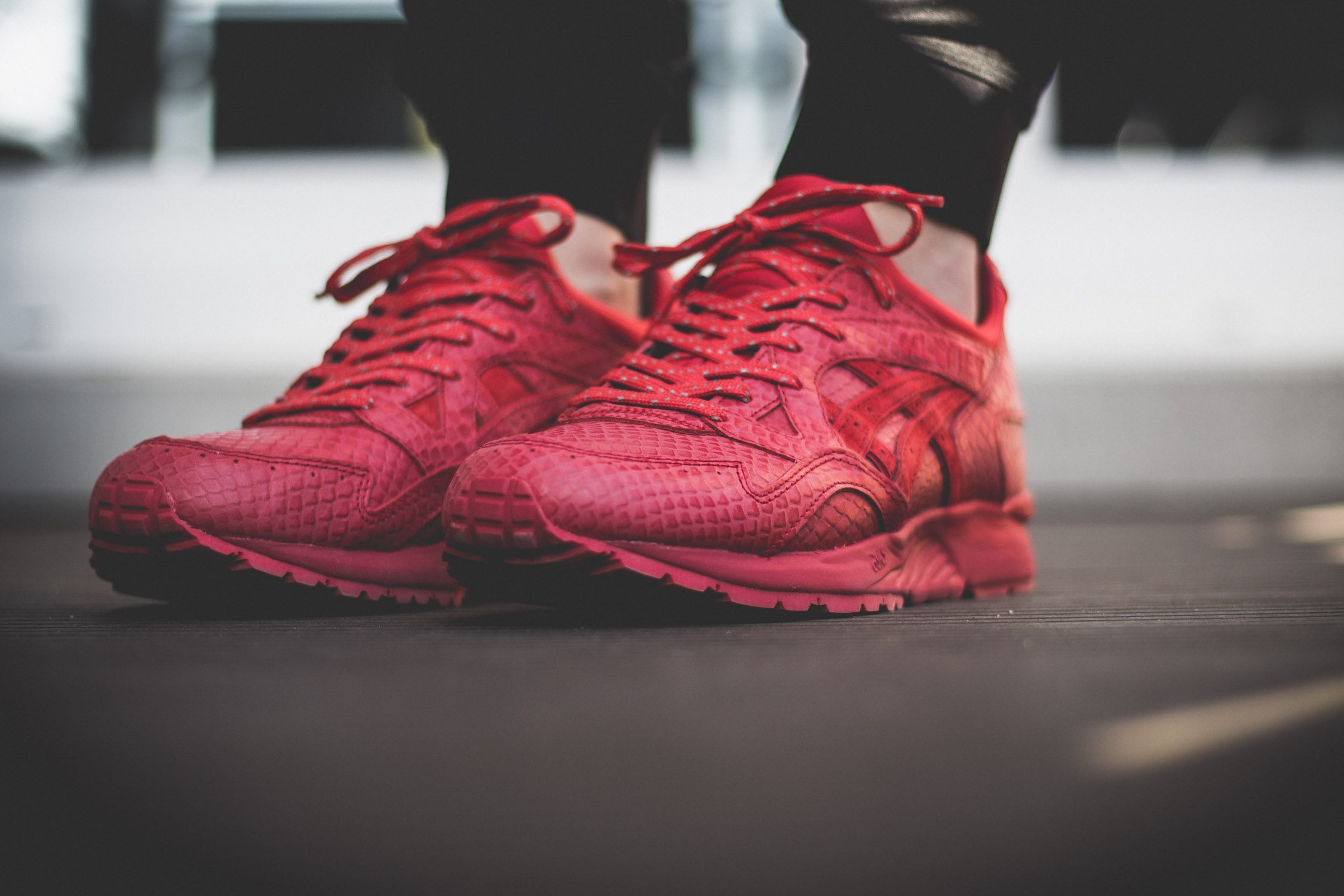ASICS Tiger Gel Lyte V Snake Pack 4