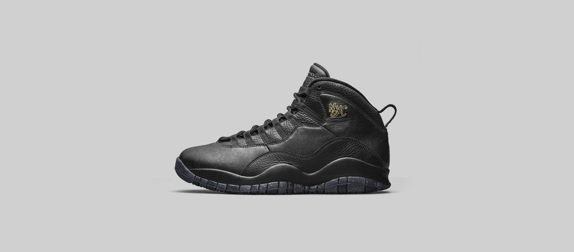 Air Jordan 10 Retro New York