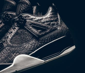 Air Jordan 4 Black Pinnacle Release Infos 3 350x300