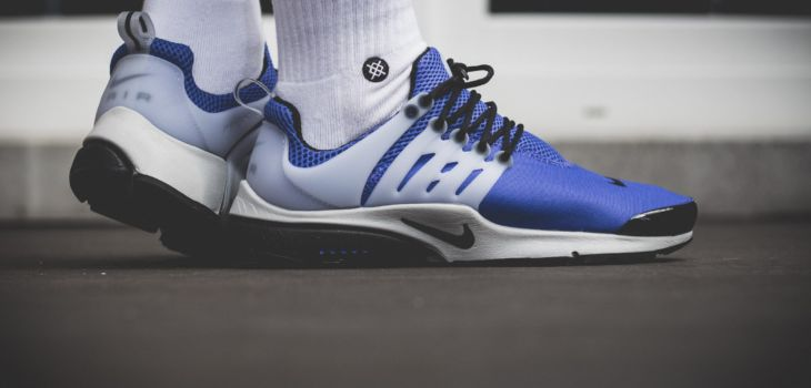 Nike Air Presto Persion Violet On Feet 10 730x350