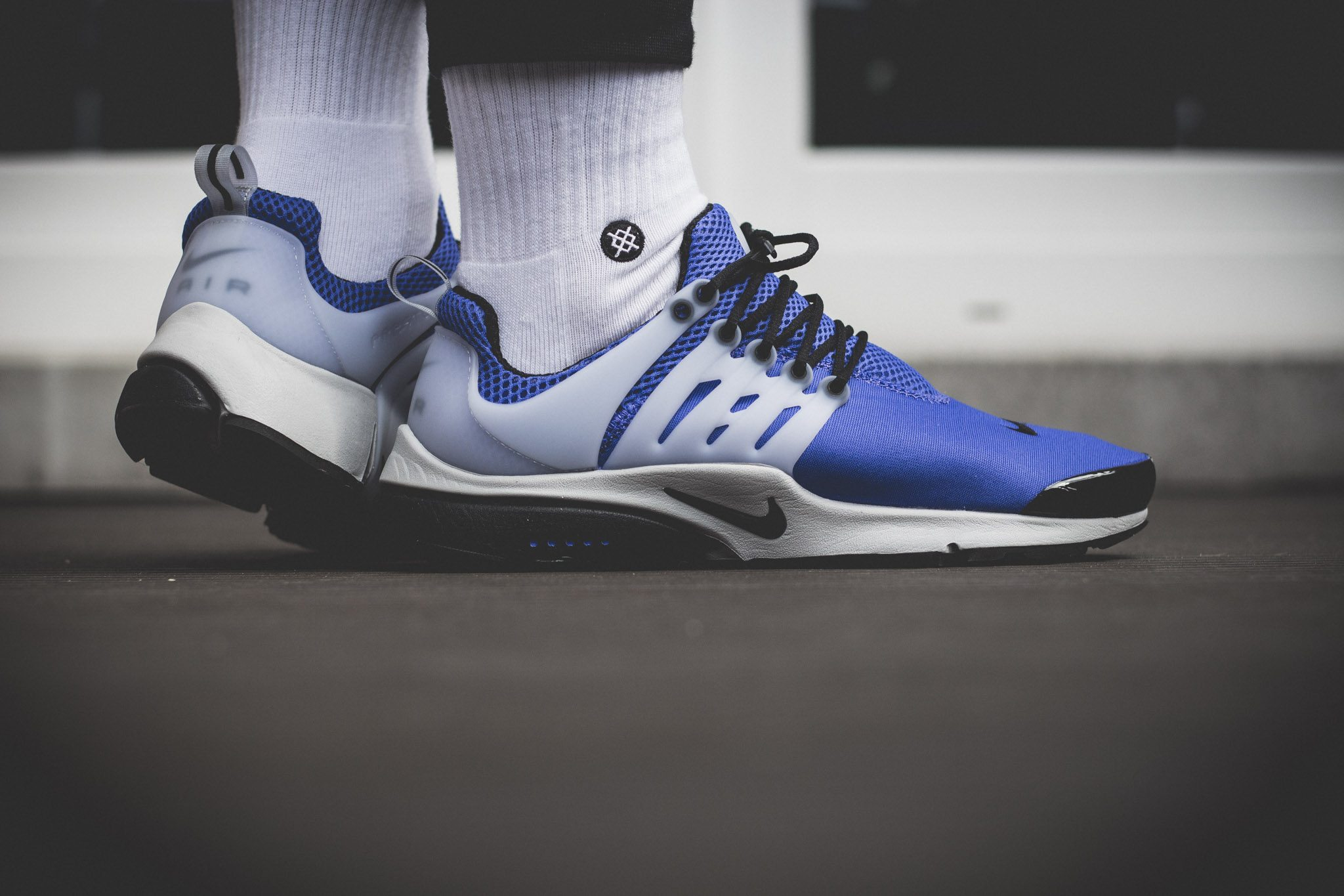Nike Air Presto Persion Violet On Feet 10