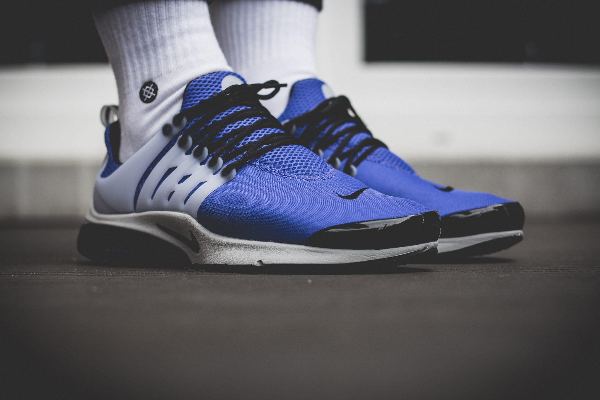 Nike Air Presto Persion Violet On Feet 2