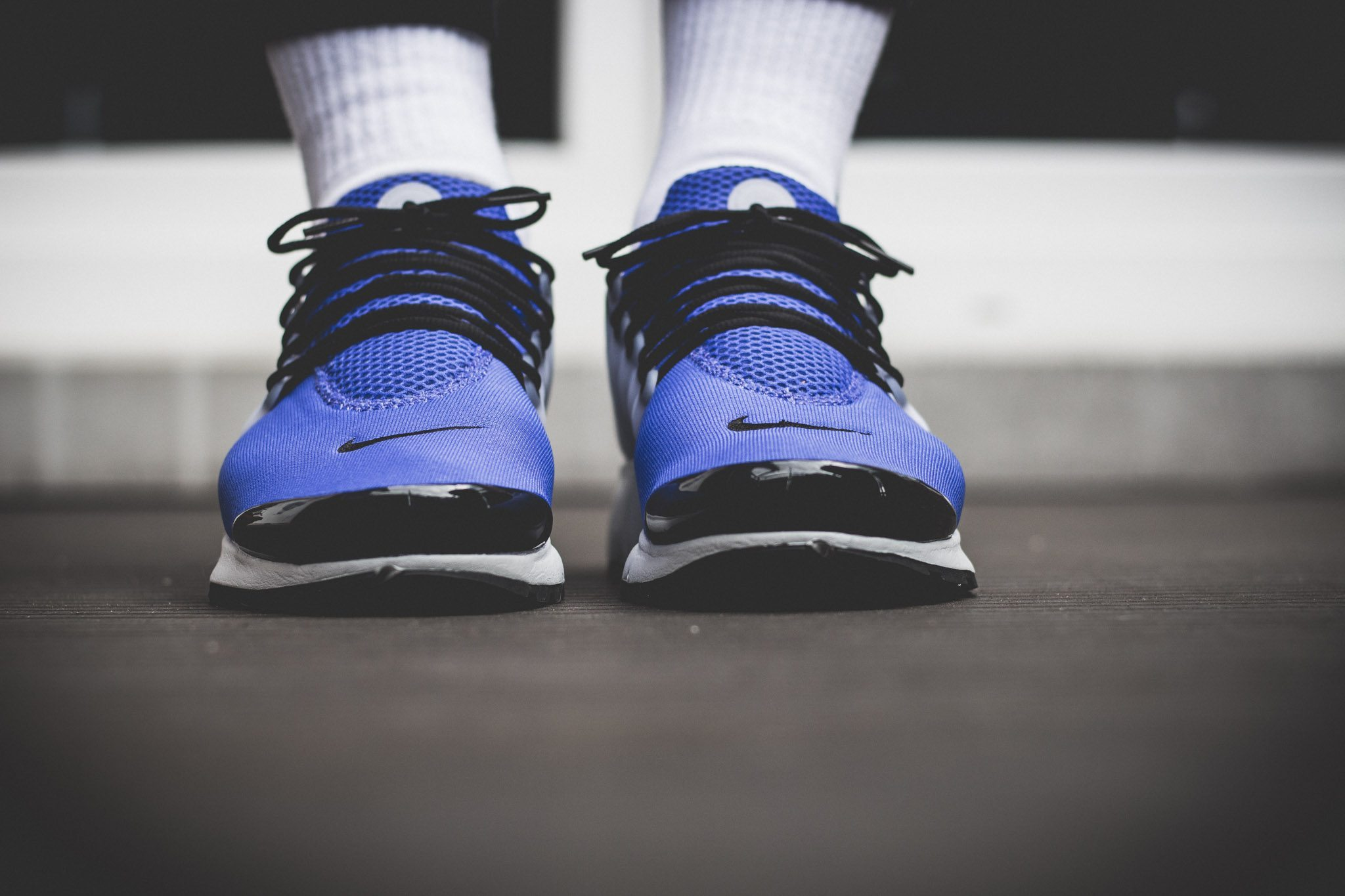 Nike Air Presto Persion Violet On Feet 3