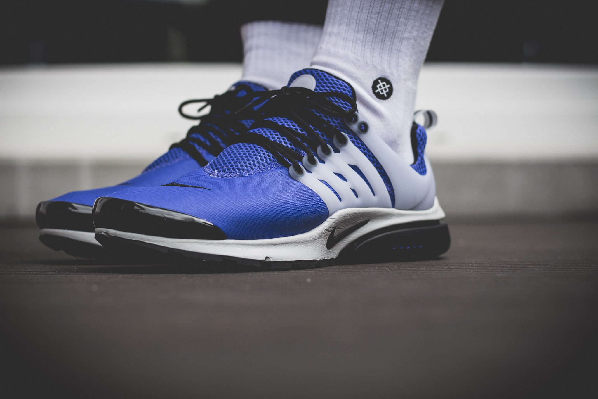 Nike Air Presto Persion Violet On Feet 4