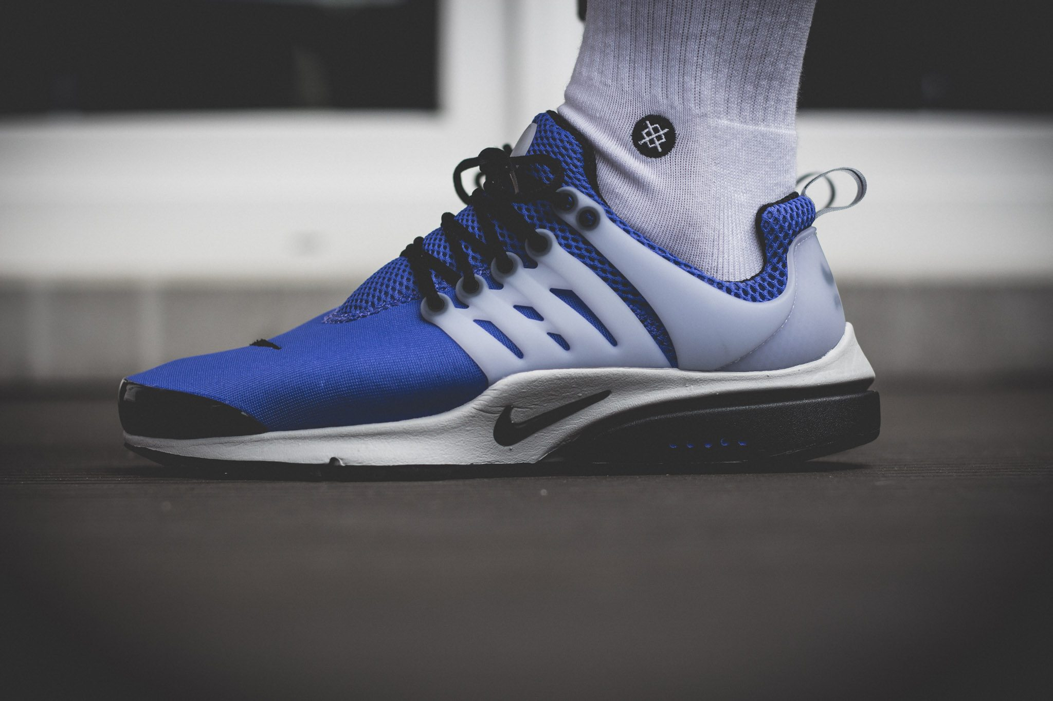 Nike Air Presto Persion Violet On Feet 5