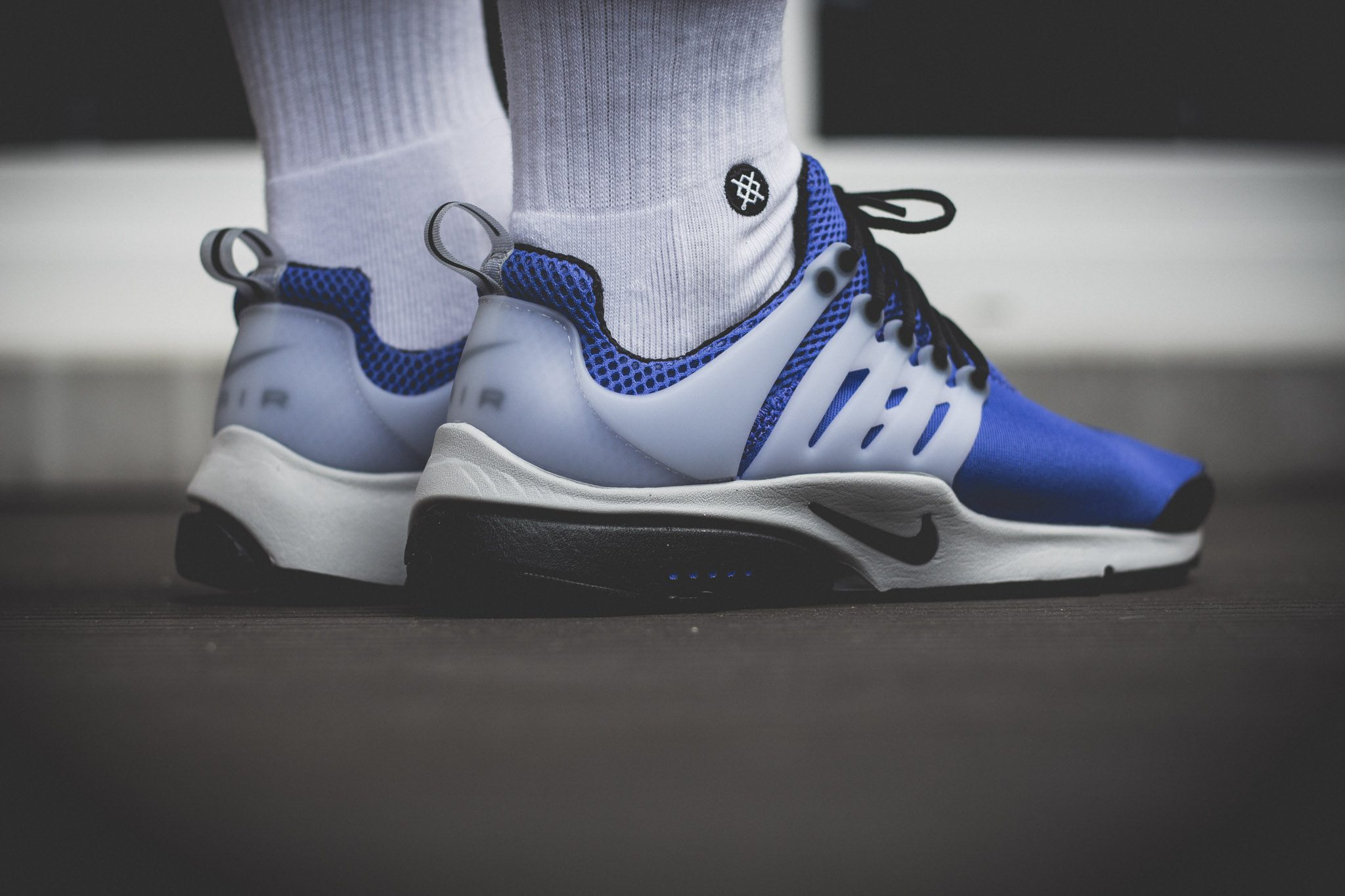 Nike Air Presto Persion Violet On Feet 8