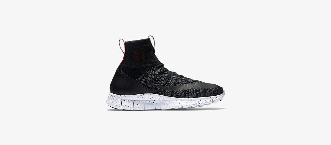 Nike Free Mercurial Superfly Black 1