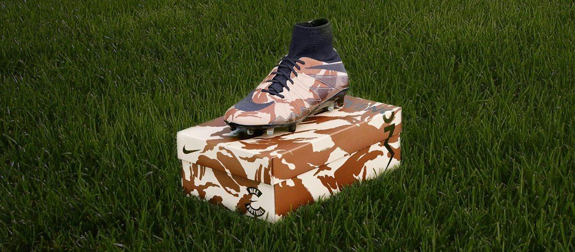 Nike Hypervenom Phantom Camo