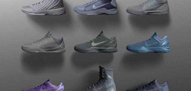 Nike Kobe Black Mamba Pack 3 730x350