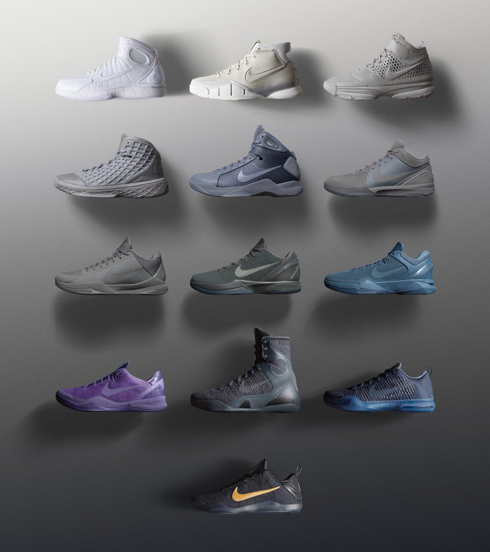 Nike Kobe Black Mamba Pack 3