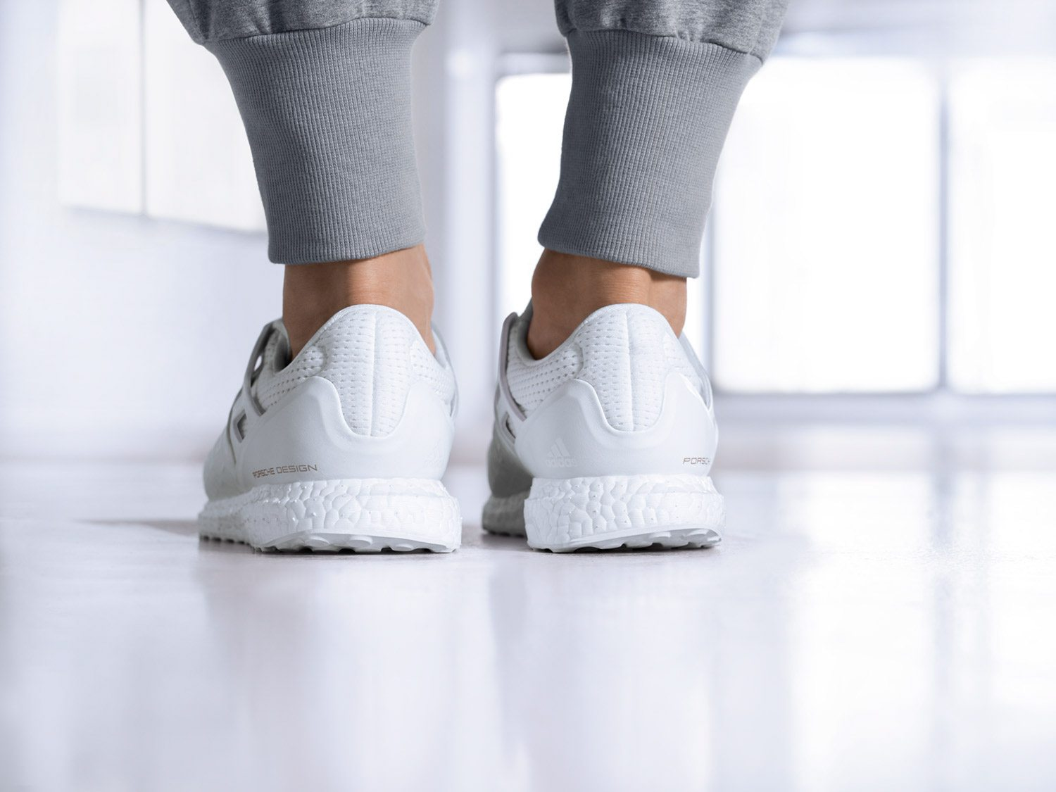 Porsche x adidas Ultra Boost All White 6