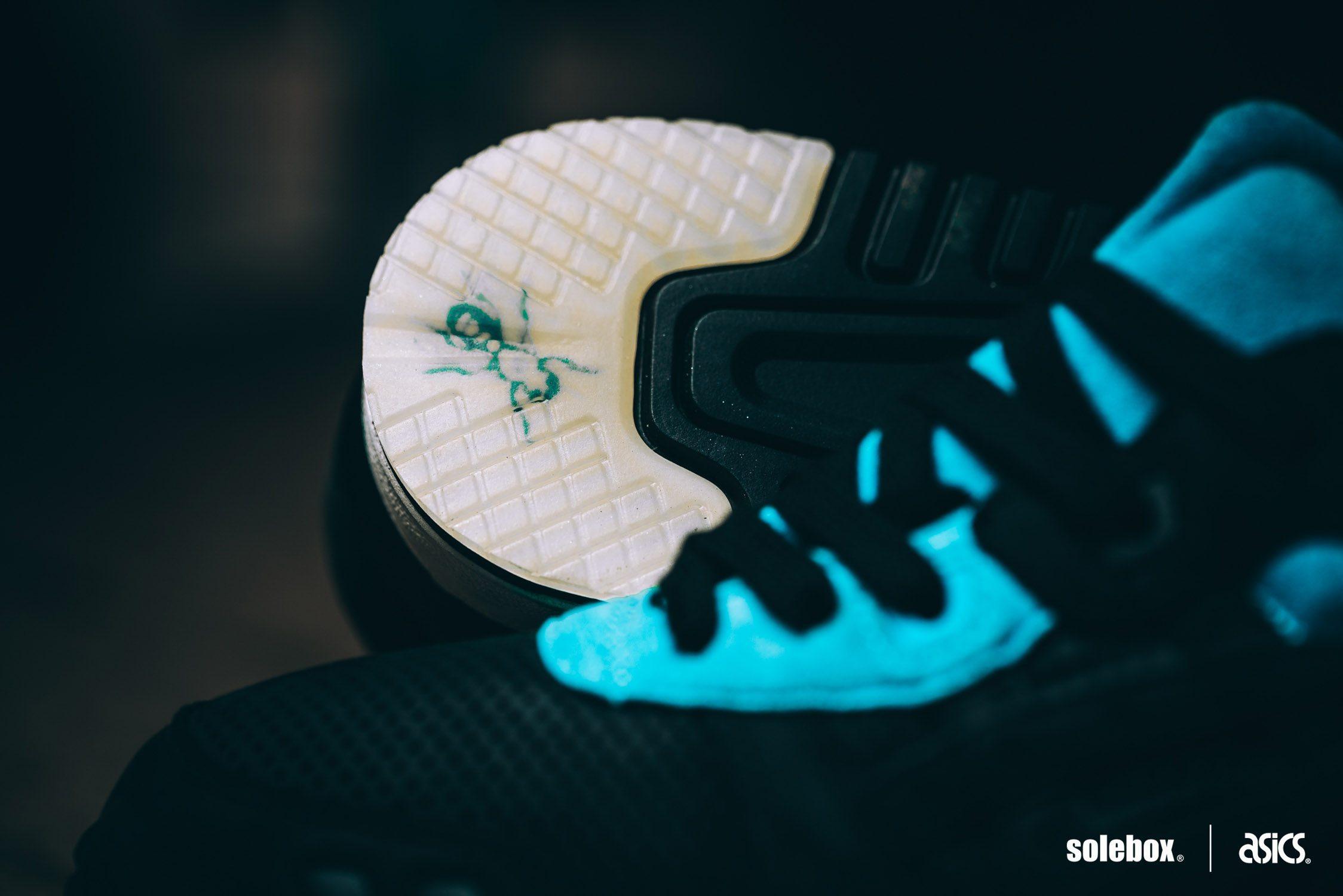 SOLEBOX x Asics Gel Lyte III 11