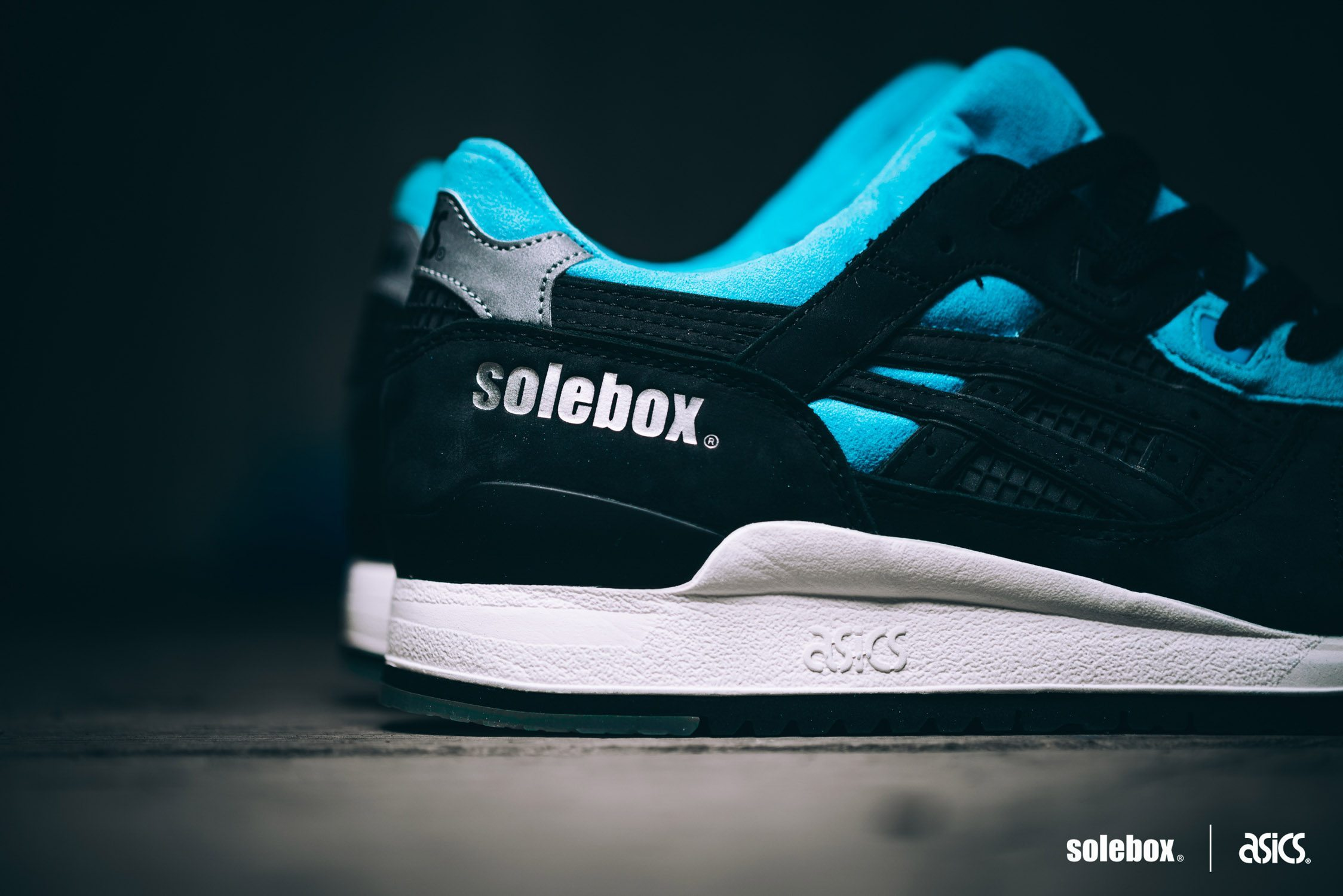 SOLEBOX x Asics Gel Lyte III 9