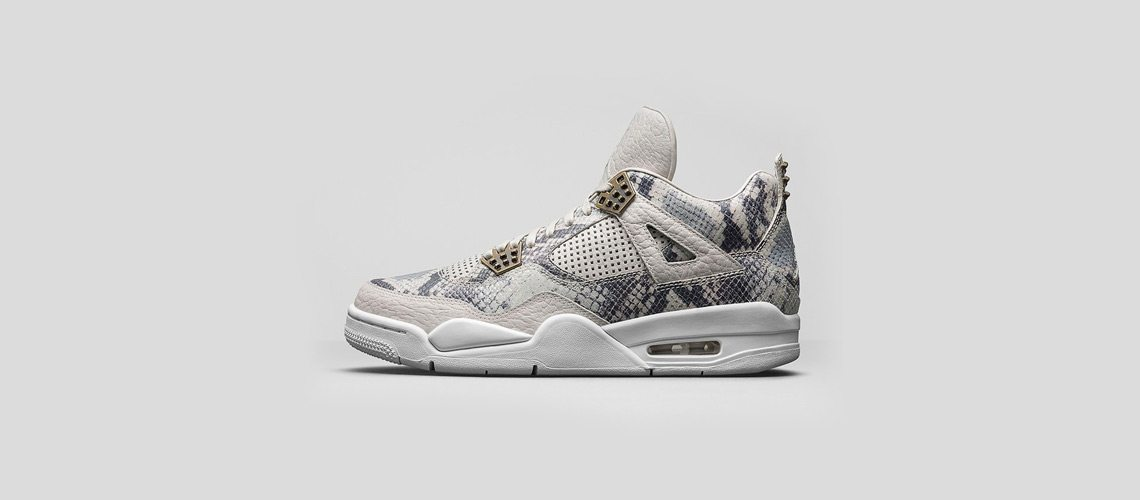 Air Jordan 4 Retro Premium Light Bone