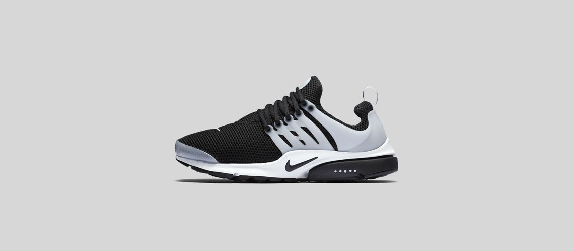 Nike Air Presto Black Grey