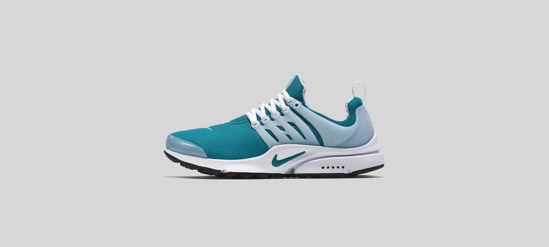 Nike Air Presto Teal 1110x500