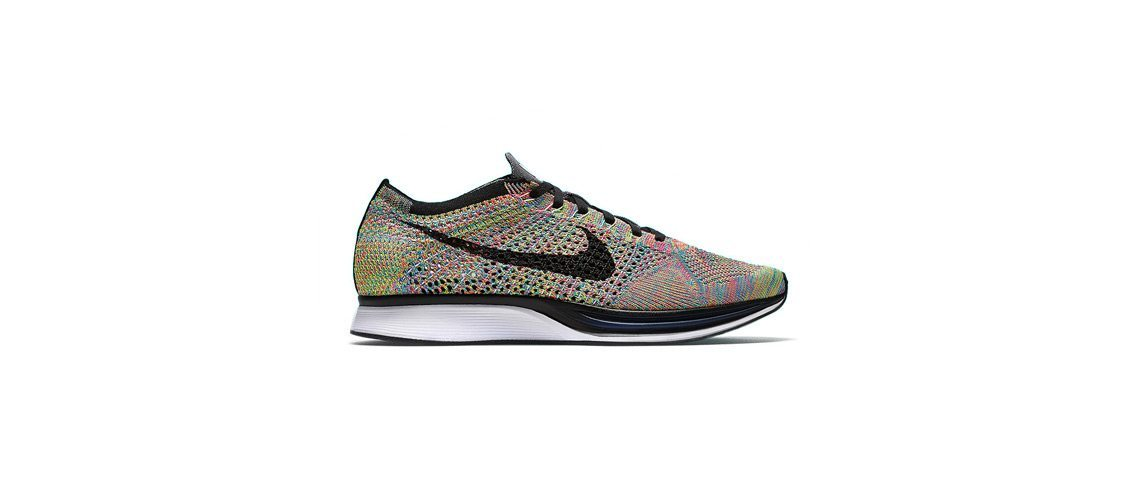 Nike Flyknit Racer Multi Color 2016