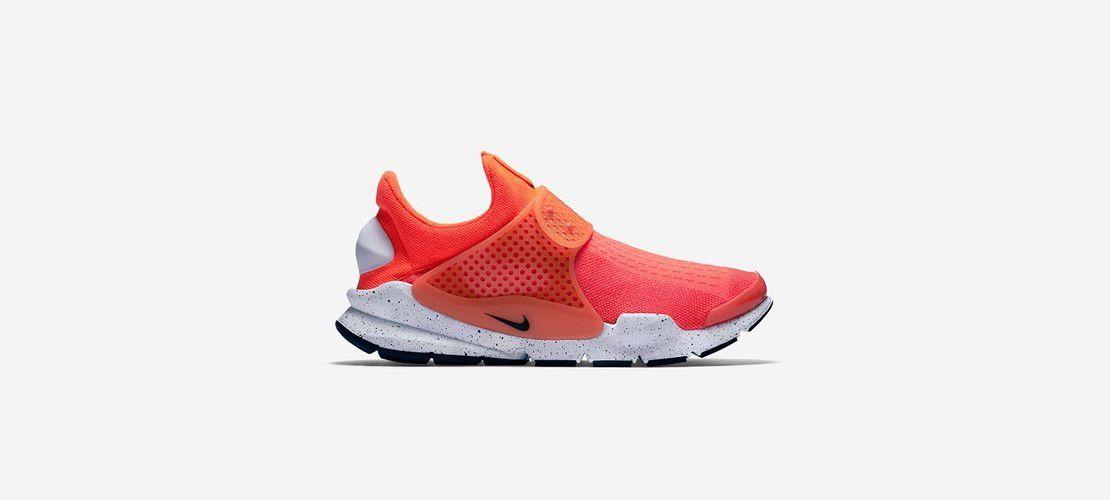 Nike Sock Dart SE Total Crimson 1110x500