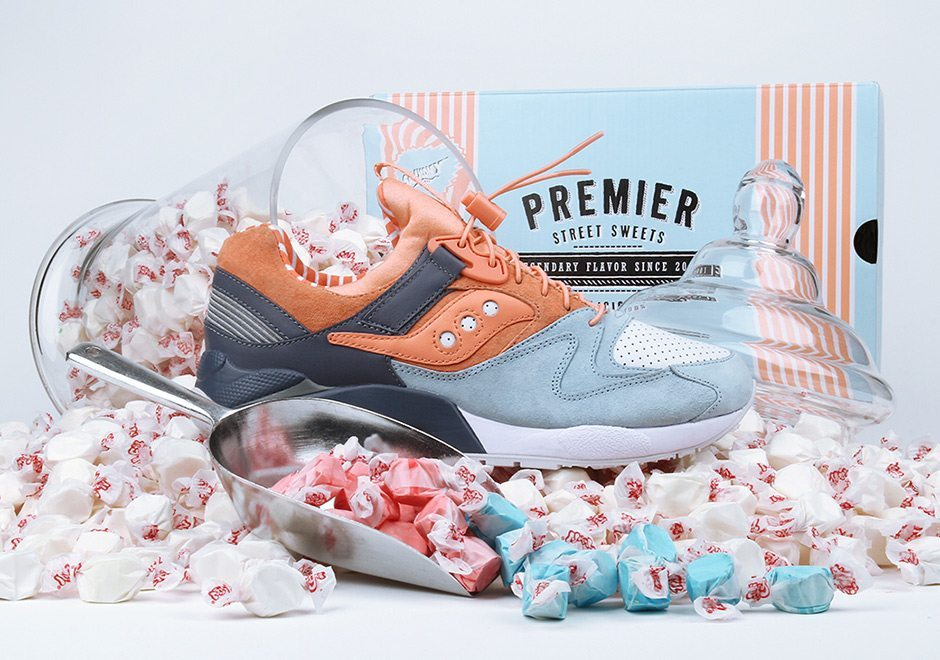 Premier Saucony Street Sweets 1