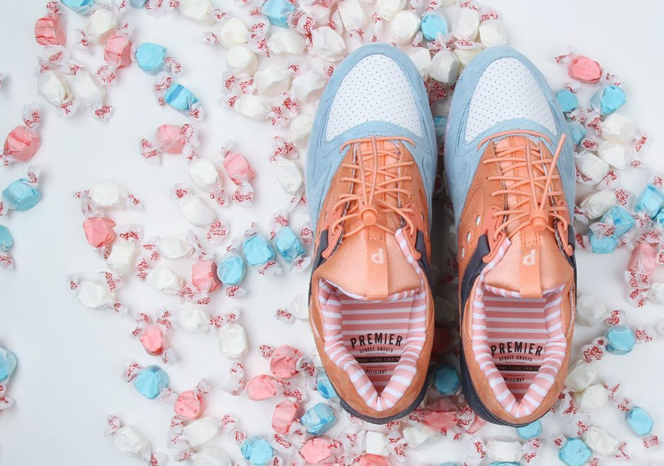 Premier Saucony Street Sweets 4