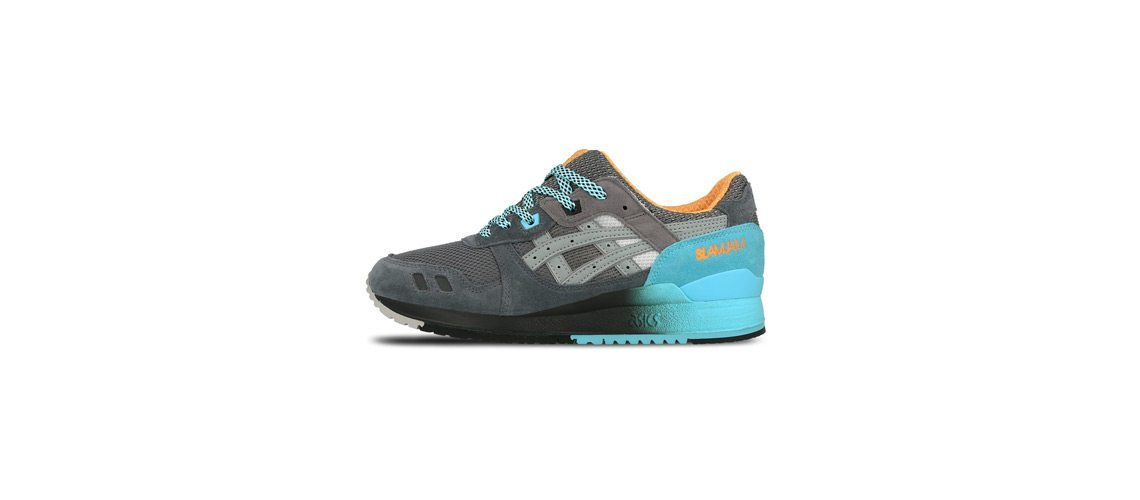 Slam Jam x ASICS Gel Lyte III 6th Prill