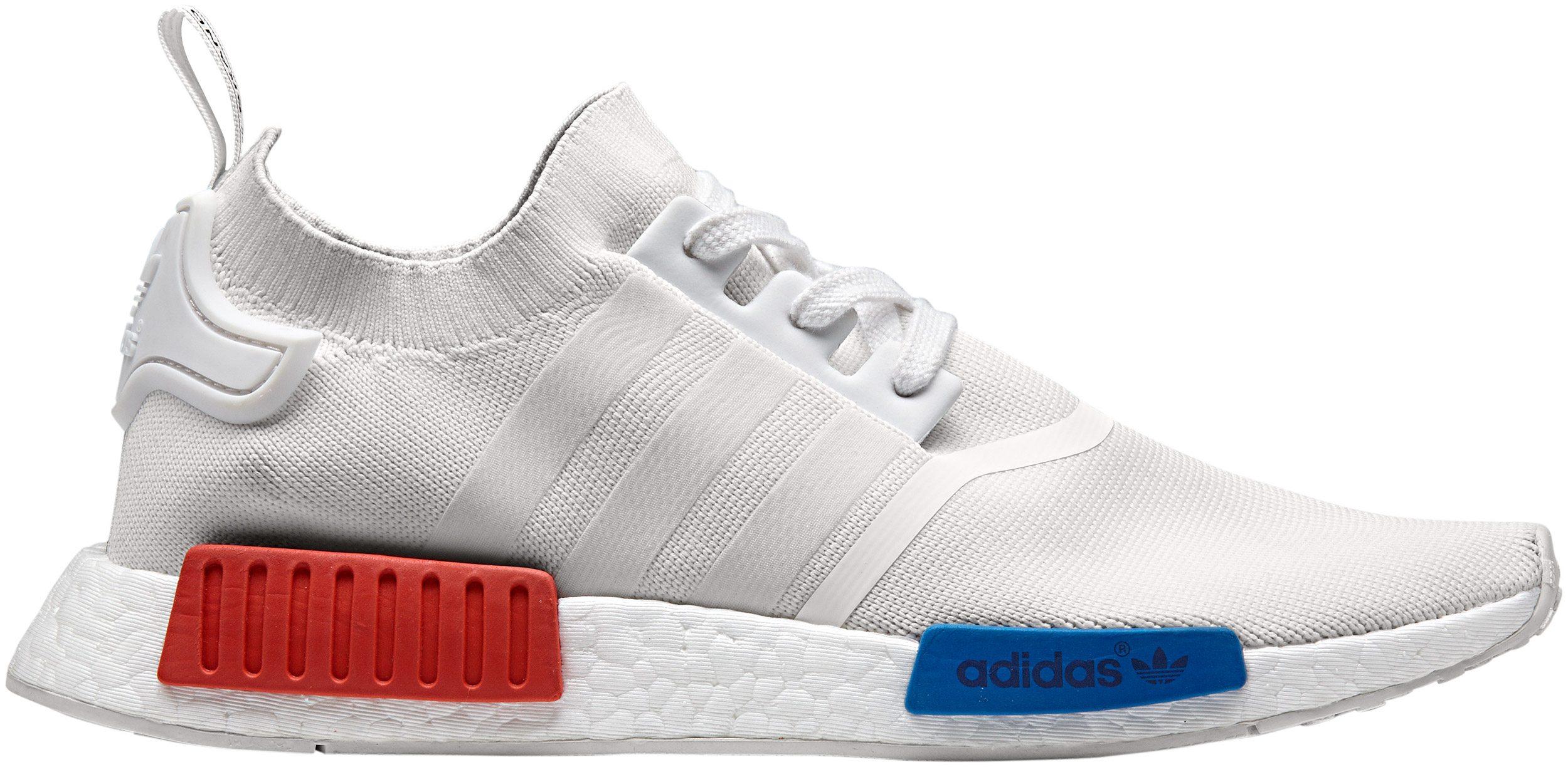 adidas NMD Primeknit White OG 10