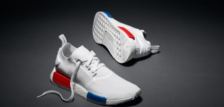 adidas NMD Primeknit White OG 2 730x350