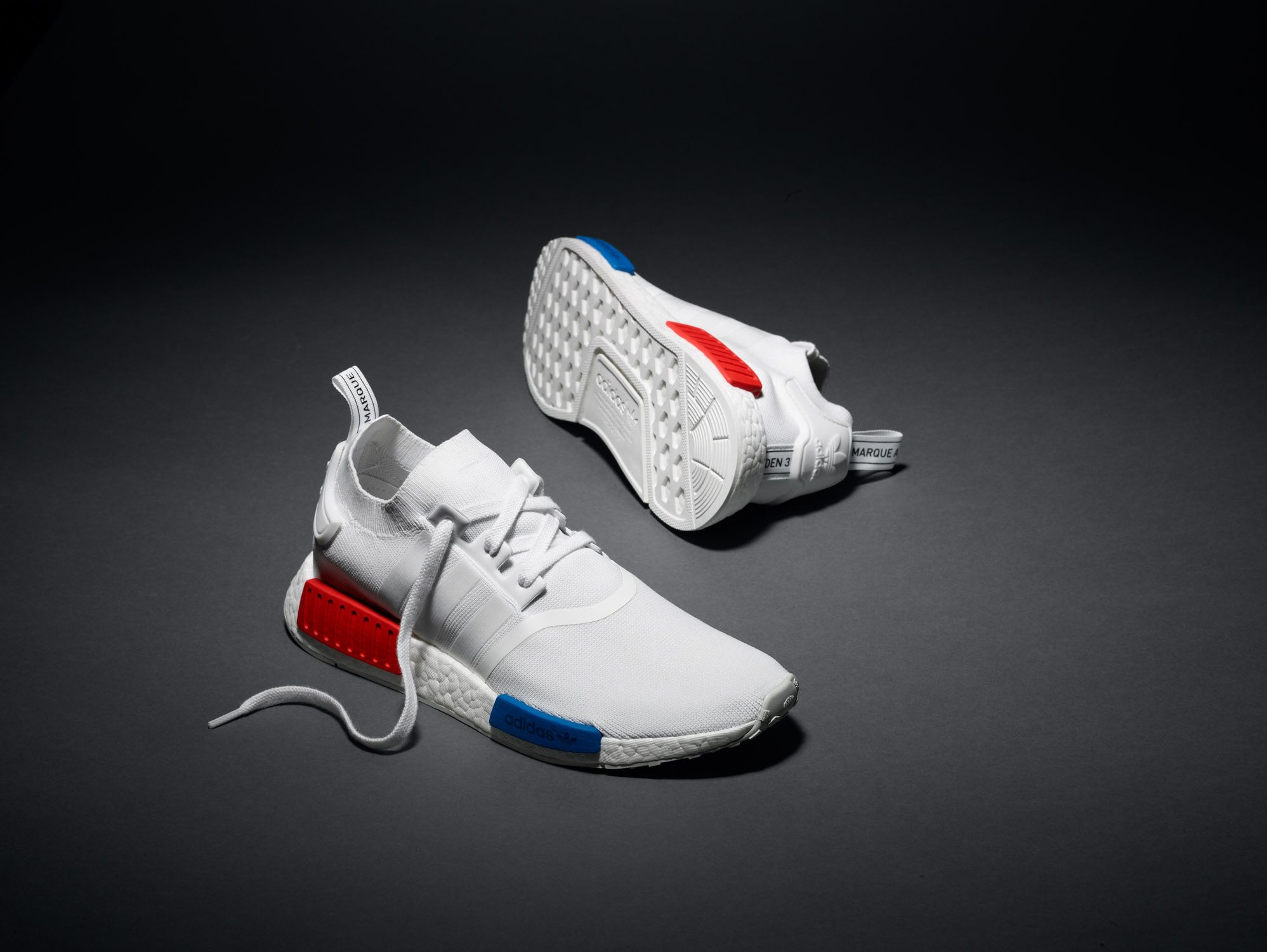 adidas NMD Primeknit White OG 2