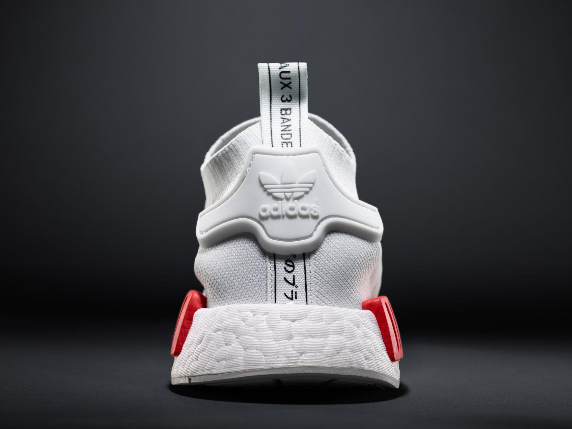 adidas NMD Primeknit White OG 4
