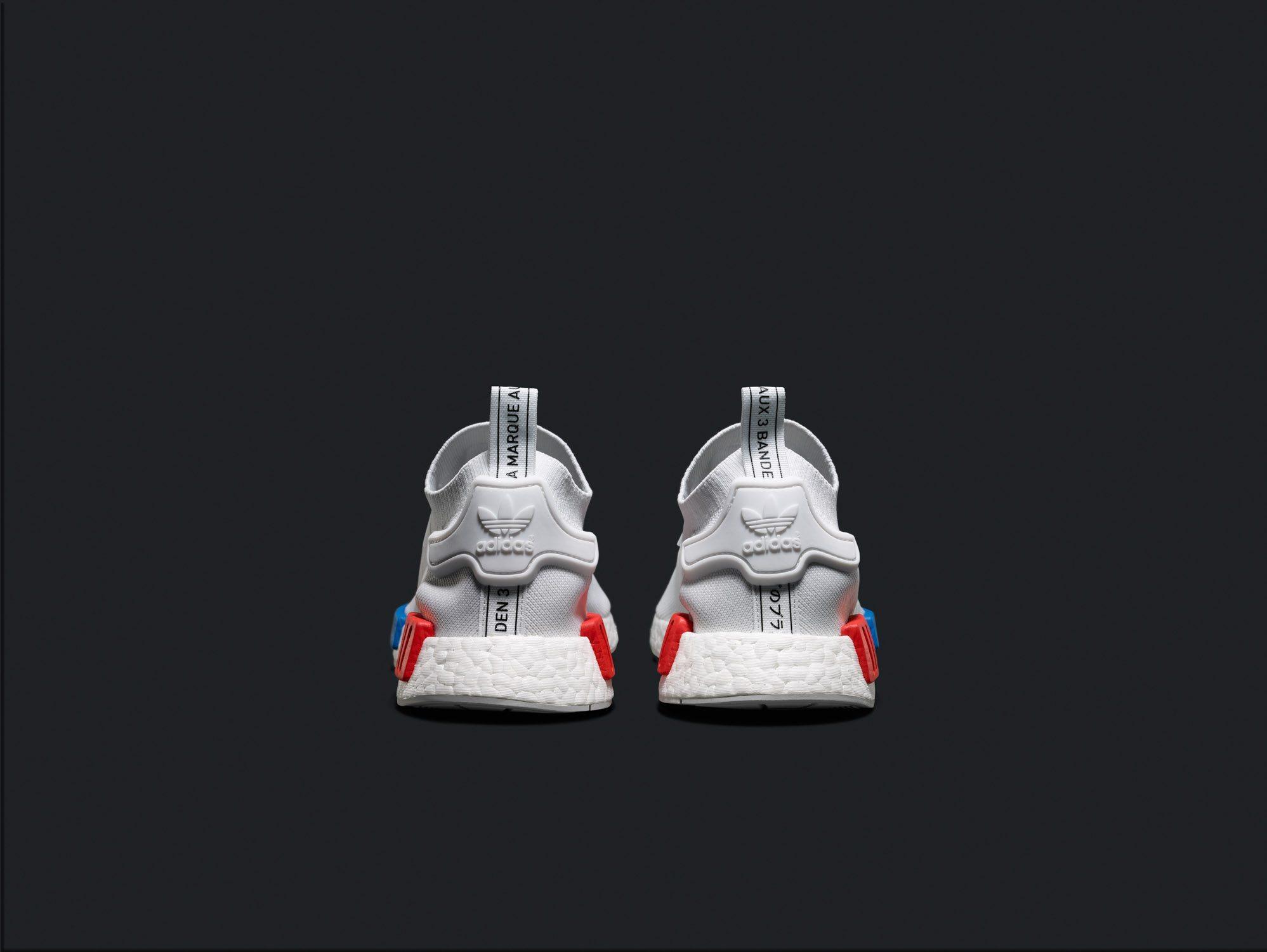 adidas NMD Primeknit White OG 6