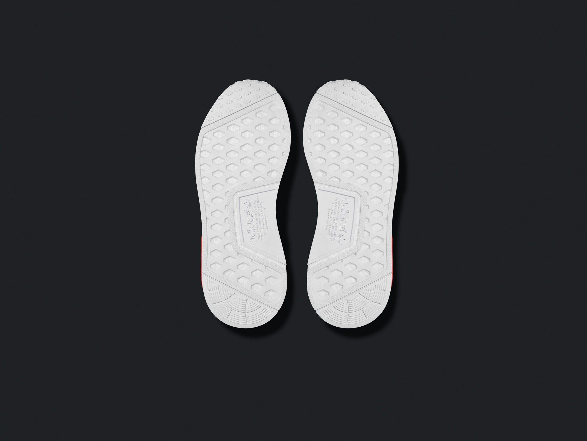 adidas NMD Primeknit White OG 7