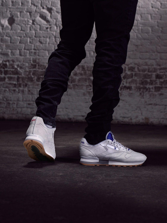 Kendrick Lamar x Reebok Classic Leather 1