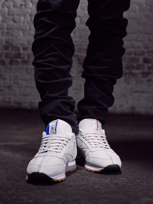 Kendrick Lamar x Reebok Classic Leather 2
