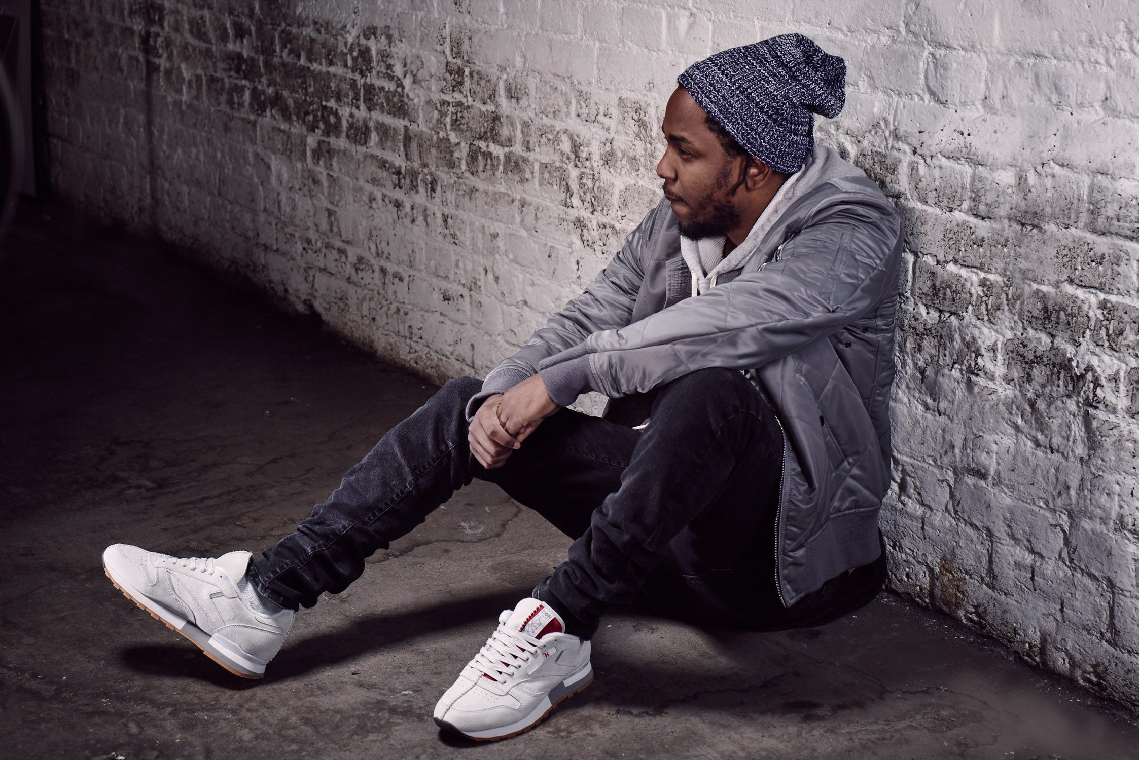 Kendrick Lamar x Reebok Classic Leather 4