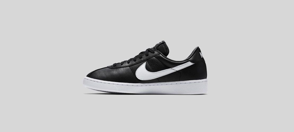 Nike Bruin Leather Black White 1110x500