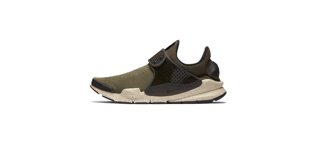 Nike Sock Dart Olive 1110x500