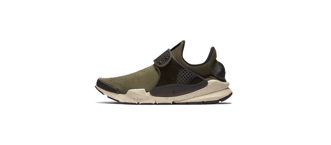 Nike Sock Dart Olive