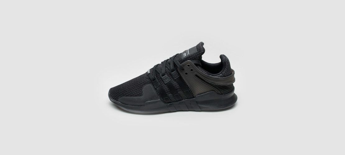 adidas Equipment Support ADV All Black 1110x500
