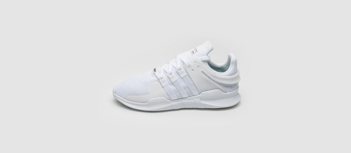 adidas Equipment Support ADV All White