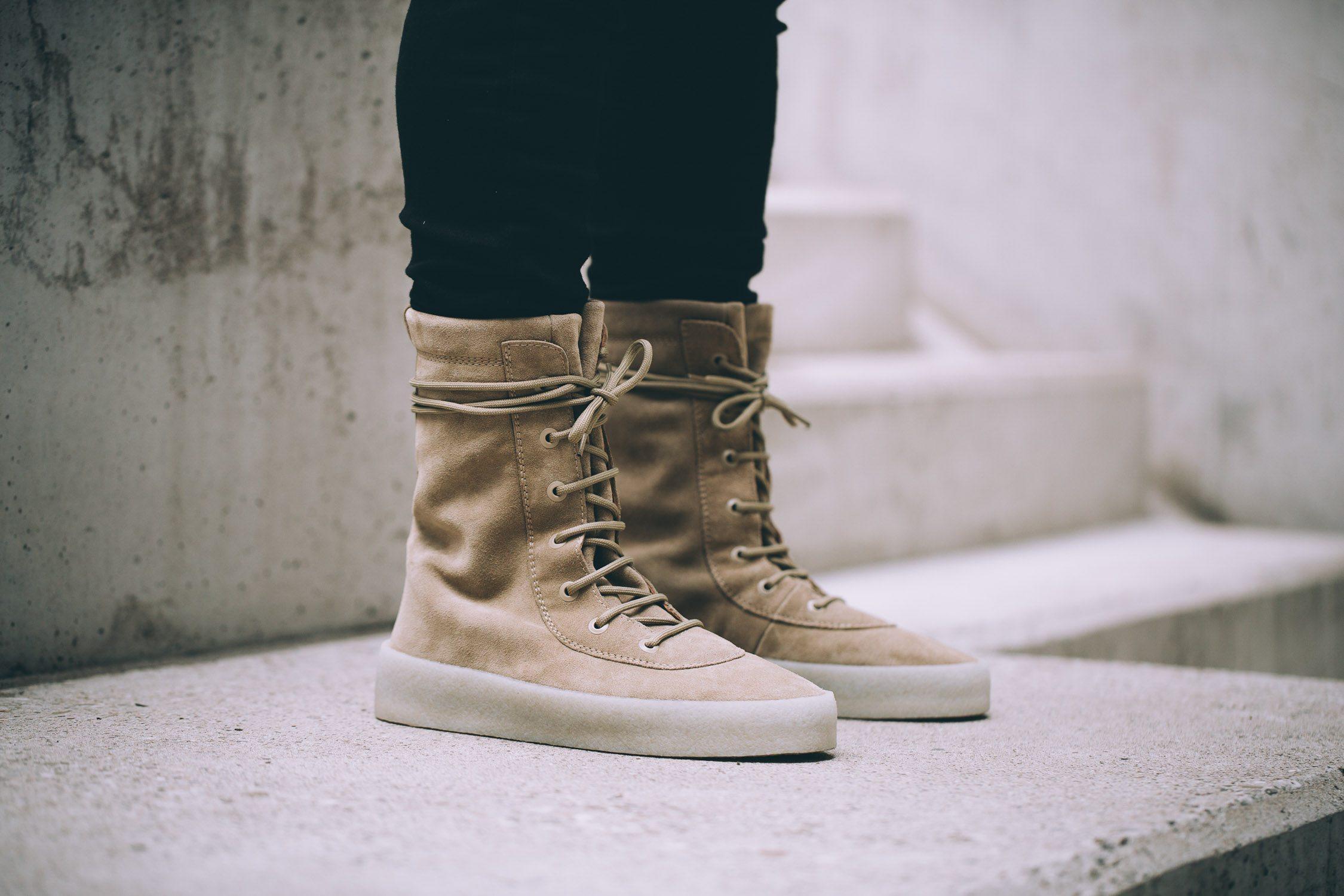 adidas Originals x Kanye West Crepe Boot 11