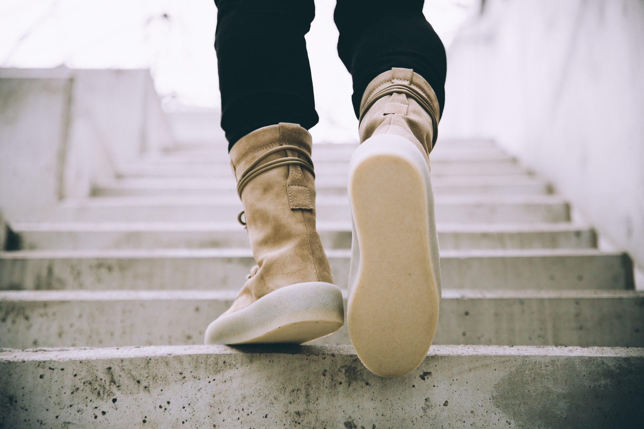adidas Originals x Kanye West Crepe Boot 12