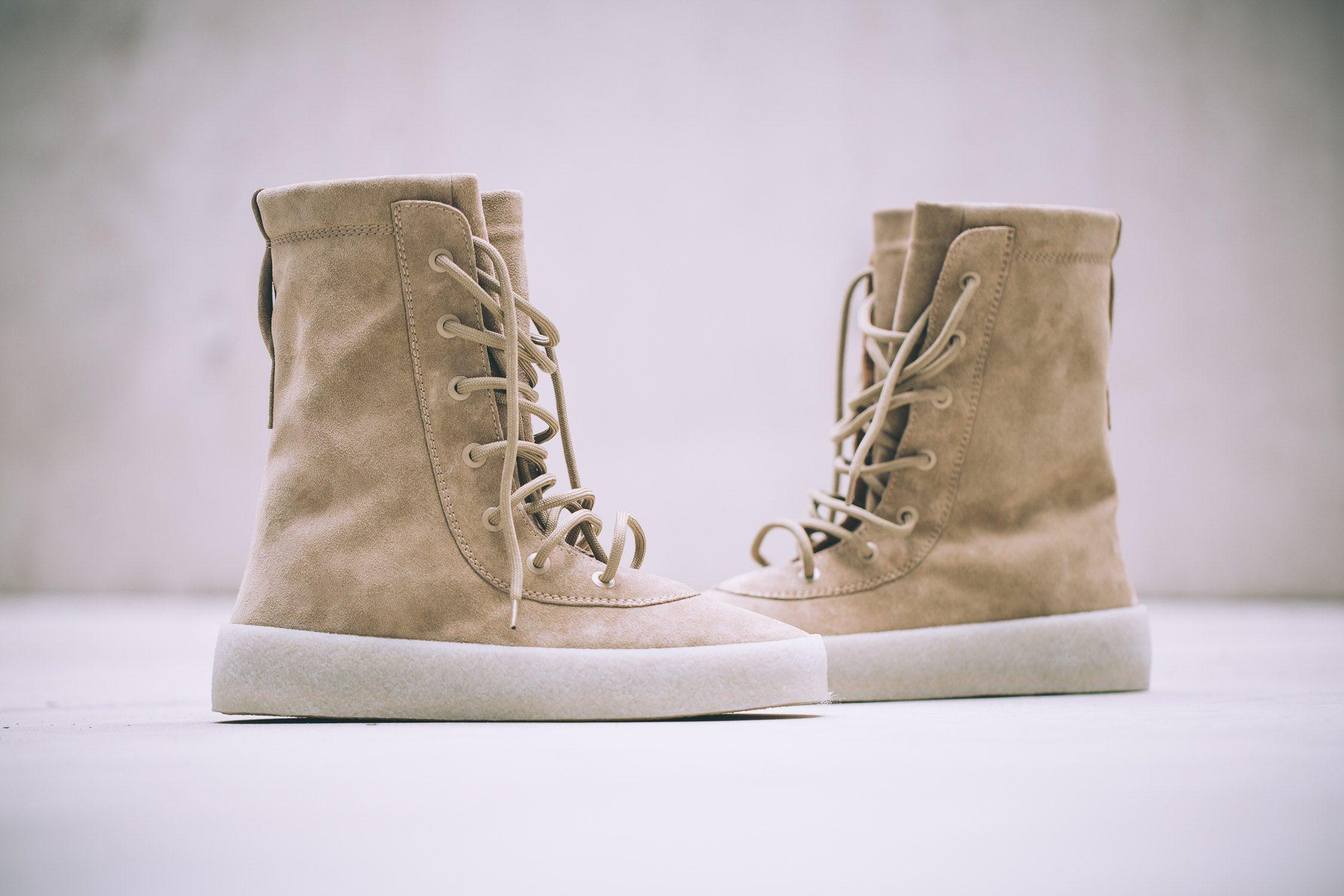 adidas Originals x Kanye West Crepe Boot 2